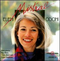 Mistral, Eleni Odoni Cover