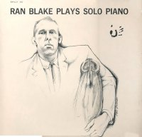 Ran Blake Plays Solo Piano Cover