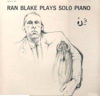 Ran Blake Plays Solo Piano Cover