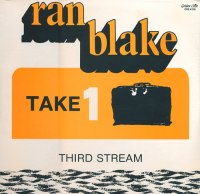 Ran Blake Take 1 Cover