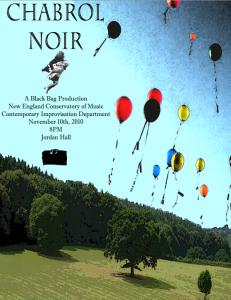 2010, Chabrol Noir
