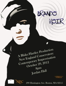 2012, Brando Noir