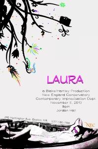 2013, Laura
